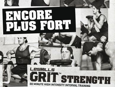 GRIT Force Les Mills