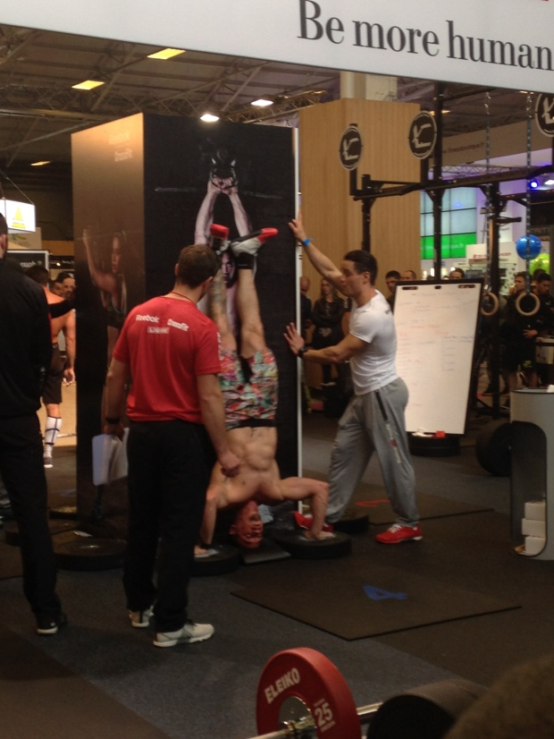 CrossFit Reebok Elie Margerin