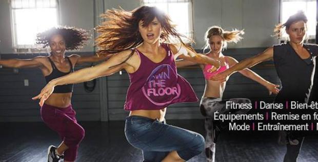 Salon Mondial du Body Fitness 2015