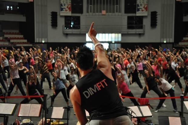 Cours de Fitness gratuits Dimfit à Lyon