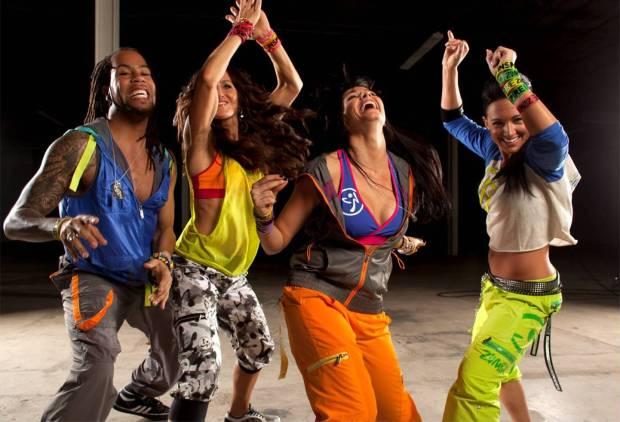 Zumba Night Lyon organisée par You can Dance au studio Infinity Dance
