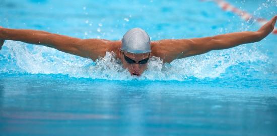 Natation et sports aquatiques contre la chaleur