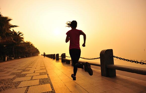 Après quoi court-on running course à pied