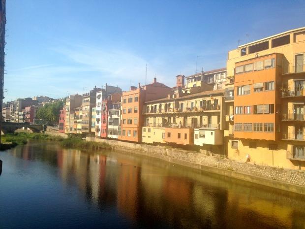 Petit week-end à Gérone en Espagne