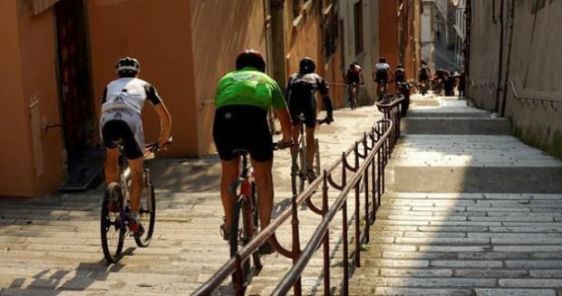 Course de vélo urbain Lyon Free VTT