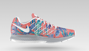 running Nike Air Zoom Pegasus 32 iD