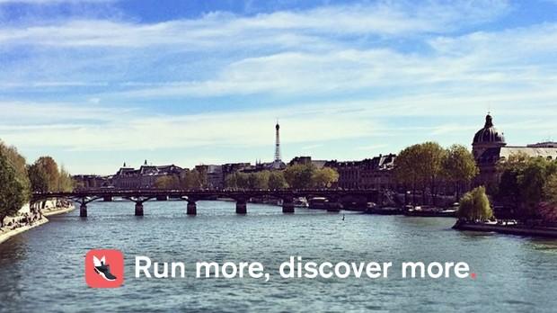 Découvrez votre ville avec l'application running Seety à Lyon et à Paris