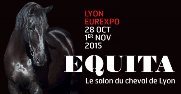 Salon Equita sports équestres à Lyon