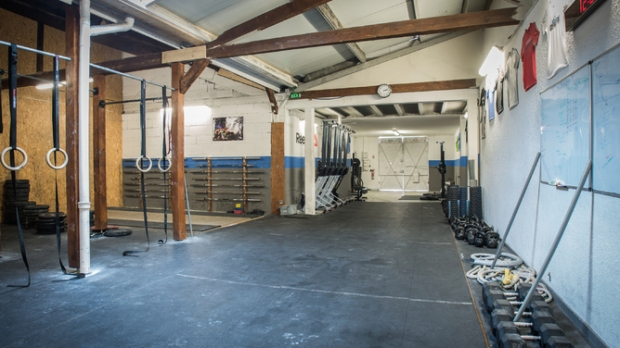 Club de fitness CrossFit Lyon