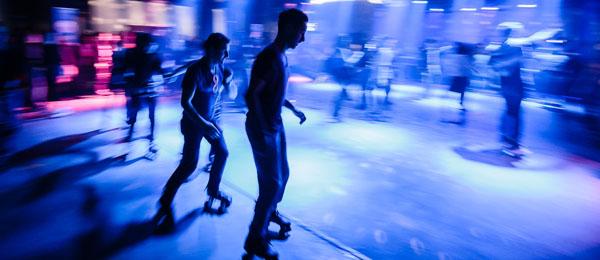 Soirée Roller Disco au Sucre à Lyon