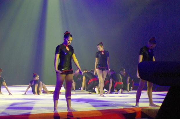 Gymnic Show à Lyon