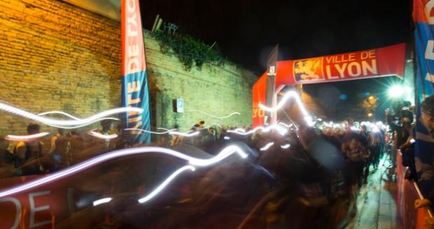 Lyon Urban Trail by Night 2015