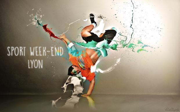 les rendez-vous sport du week-end du 6, 7 et 8 Novembre à Lyon