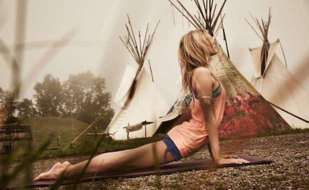 Vêtement running fitness et yoga Sweaty Betty
