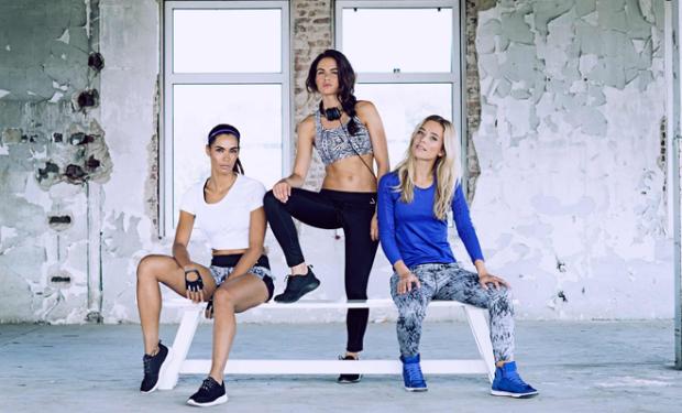 Marque de vêtement de sport fitness Jogha