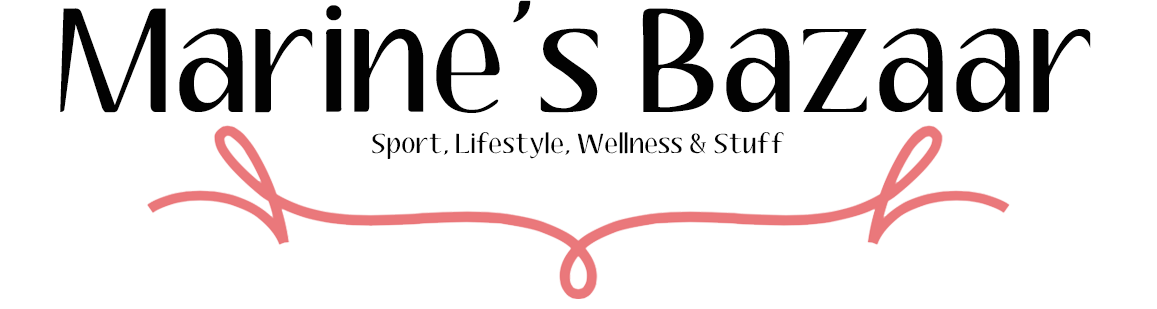 Marine's Bazaar Blog lifestyle sport wellness à Lyon