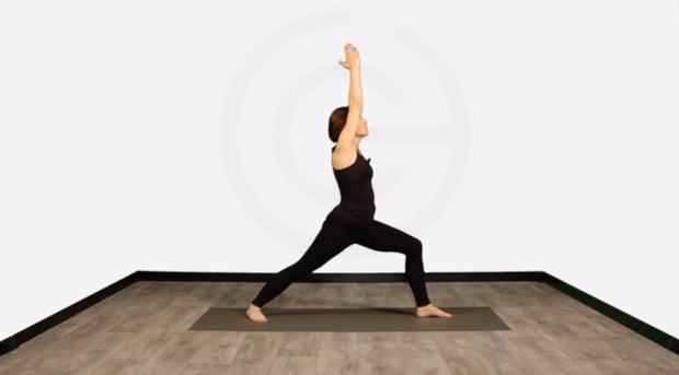 cours de hatha yoga en ligne sur Get Yogi