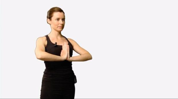 namaste cours de yoga en ligne Get Yogi