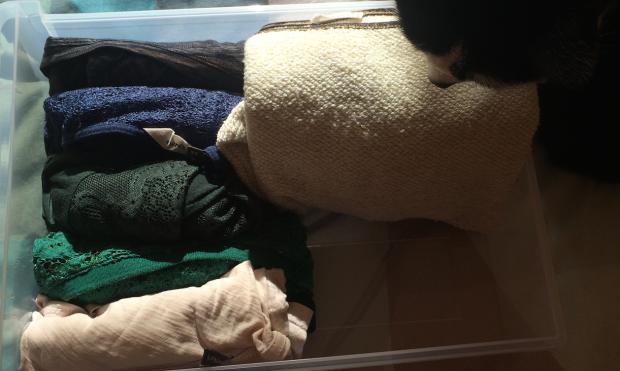 Comment ranger ses vêtements selon la méthode Konmari